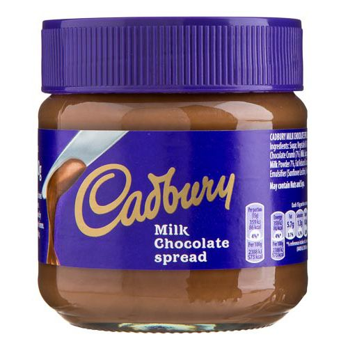 Cadbury Chocolate Spread 180g
