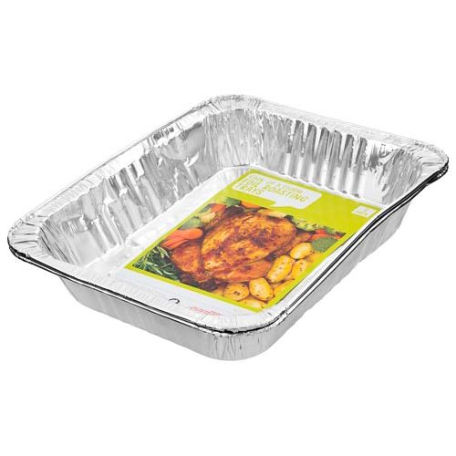 Foil Roasting Trays 2pk