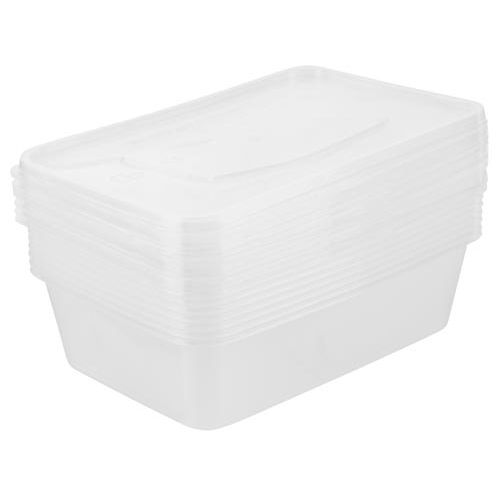 Microwave Containers 8 Pack