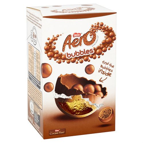 NESTLE AERO MEDIUM EASTER EGG 124G
