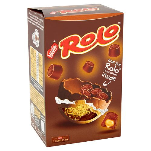NESTLE ROLO MEDIUM EASTER EGG 131G