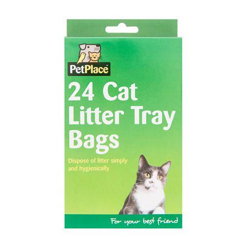 Cat Litter Liners 24pk