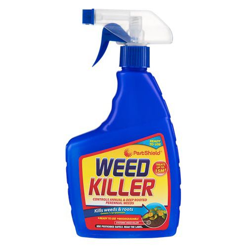 Systemic Weedkiller Spray 500ml