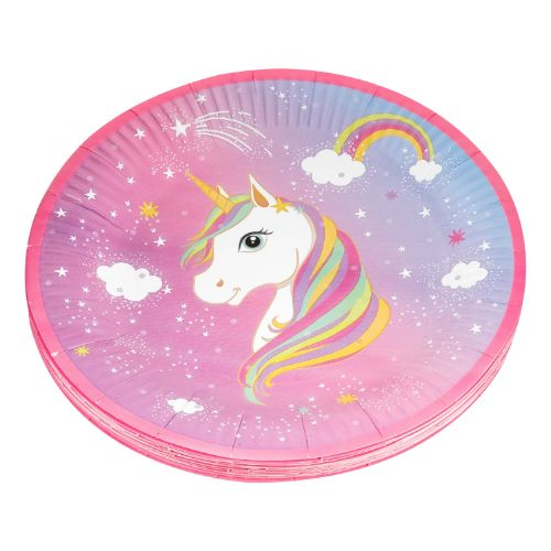 PAPER PLATES 20 PACK