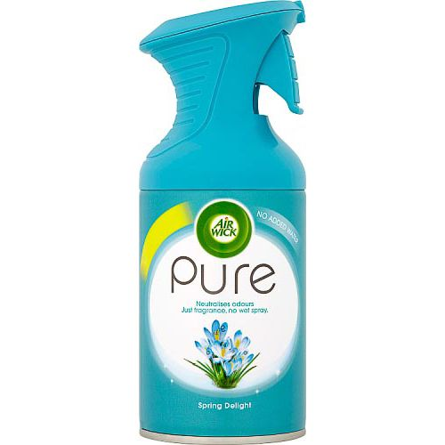 AIR WICK PURE SPRING DELIGHT 250ML