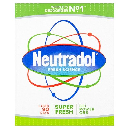 Neutradol Super Fresh Gel Deodoriser
