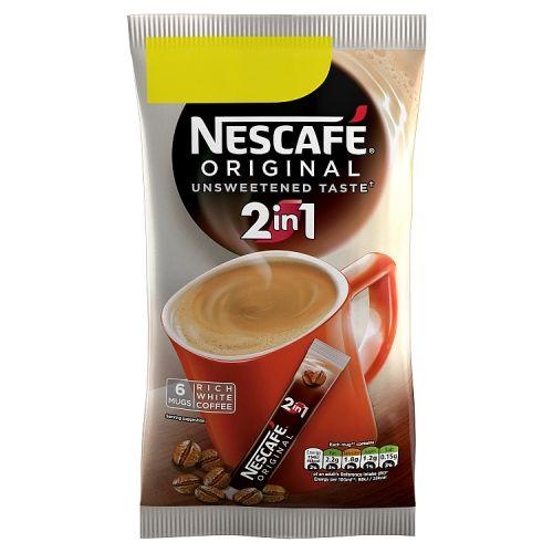Nescafe Original 2 In 1 6x10g