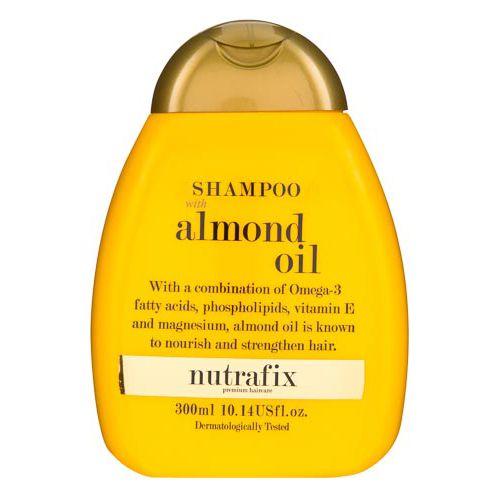 NUTRAFIX SHAMPOO ALMOND OIL 300ML