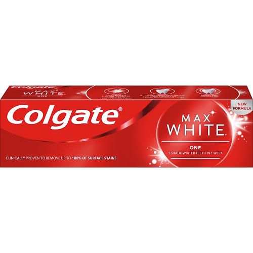 Colgate Max White One Whitening Toothpaste 75ml
