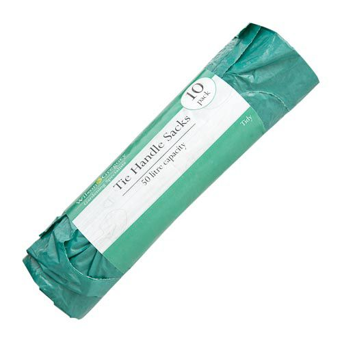 Tie Handle Sacks 10 Pack