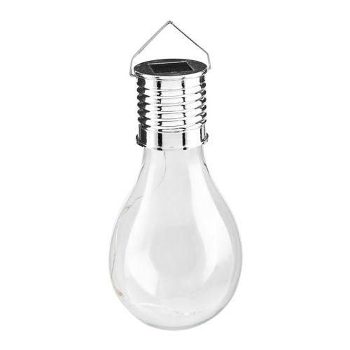 COLOUR-CHANGING SOLAR LIGHT BULB