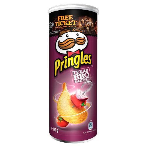 Pringles Bbq 130g