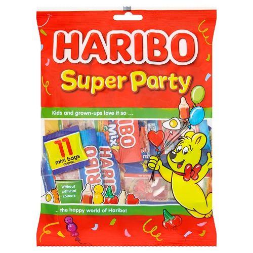 Haribo Mega Party Minis 176g