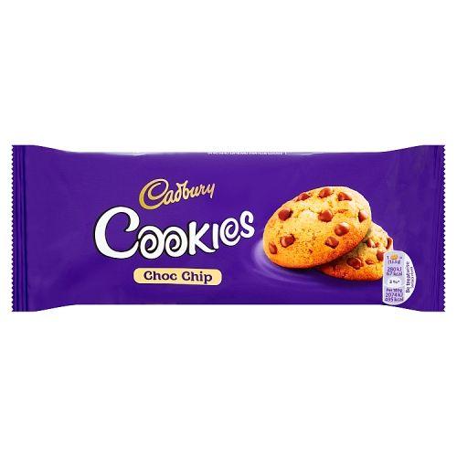 Cadbury Chocolate Chip Cookies 135g