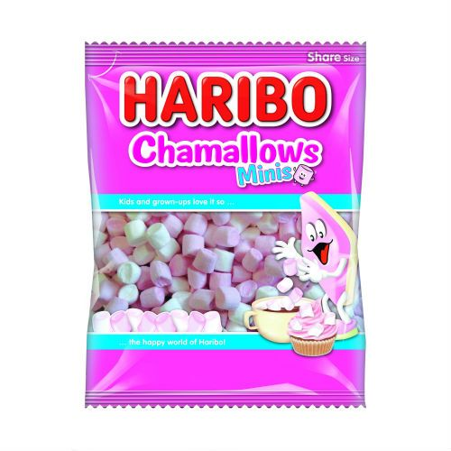Haribo Chamallows Pink & White 170g