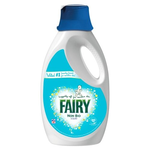 Fairy Non Bio Washing Liquid Sensitive 40 Washes