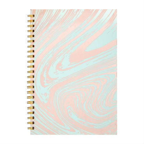 Pastels A5 Notebook