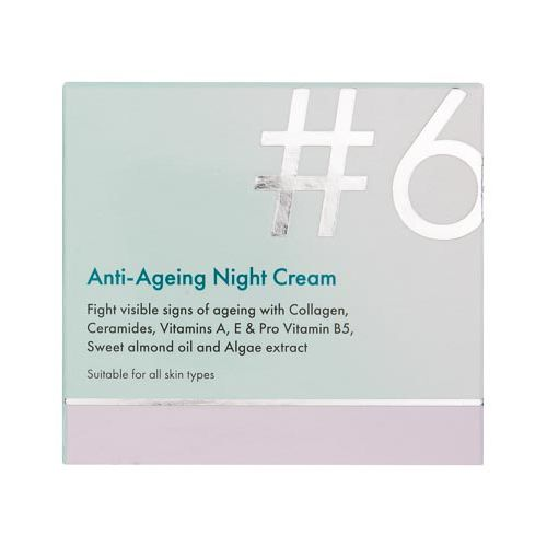#6 Anti Wrinkle Night Cream 50ml