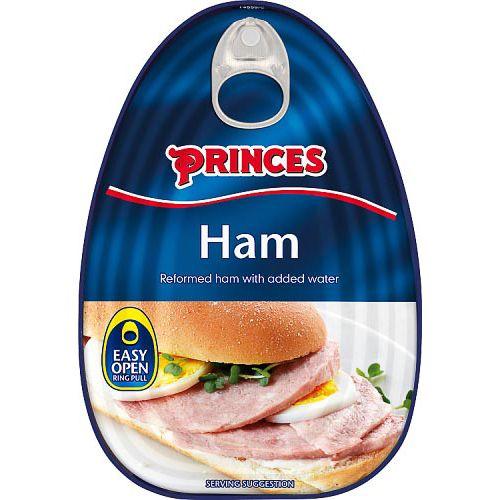 PRINCES HAM PEAR SHAPED 325G