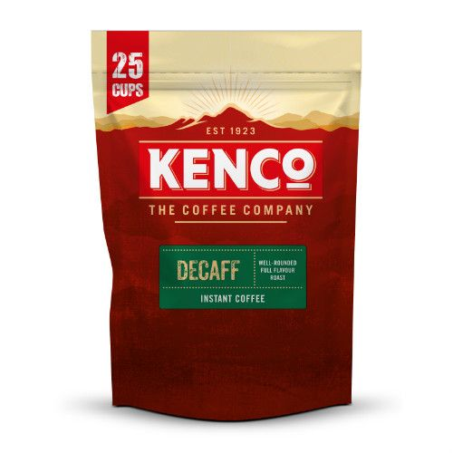 KENCO INSTANT DECAF REFILL 40G