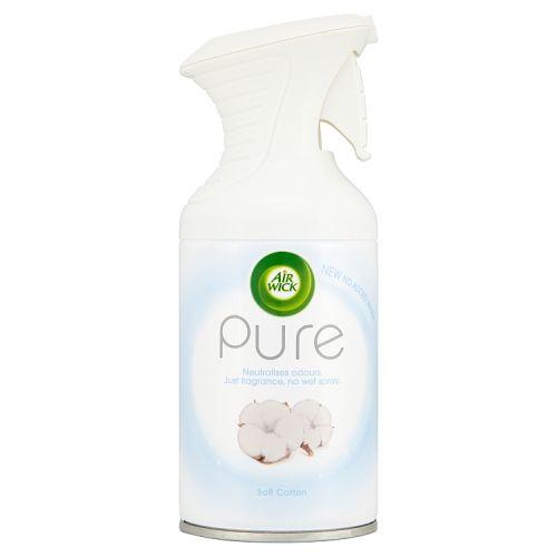 Airwick Pure Spray Soft Cotton 250ml
