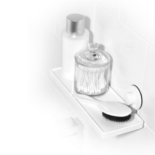 Bathroom Suction Shelf
