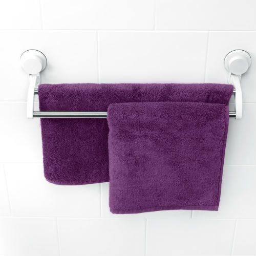 DOUBLE SUCTION TOWEL RAIL