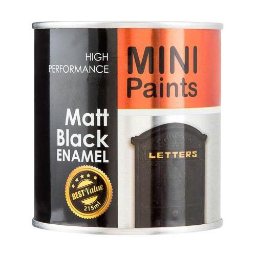 Your Home Matt Black 215ml