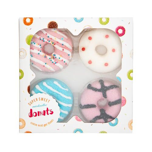 CANDY DOHNUTS 4 PACK