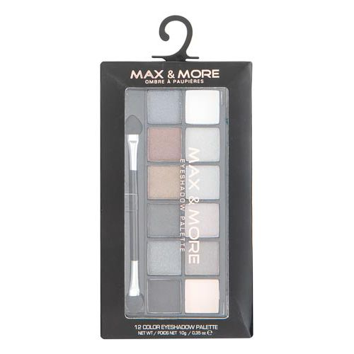 MAX & MORE EYESHADOW PA;ETTE