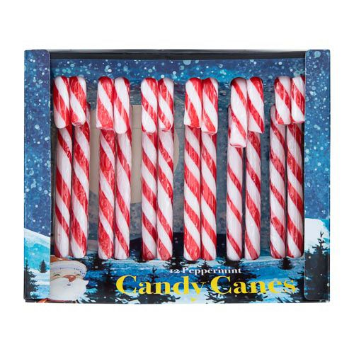 CANDY CANE 12 PACK