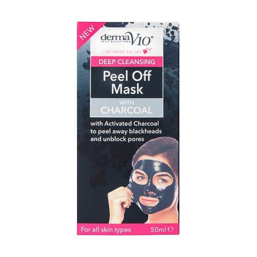 Derma Deep Cleansing Charcoal Mask 50ml