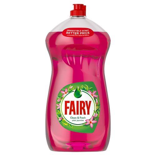 Fairy Washing Up Liquid Pink Jasmine 1.19l