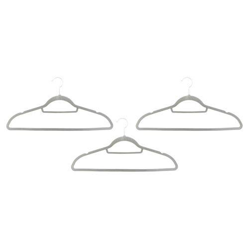 Adult Flocked Hangers 3pk