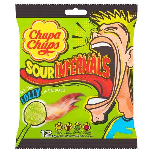 Chupa Chups Inferno 12pk
