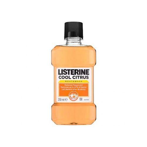 Listerine Mouthwash Citrus 250ml