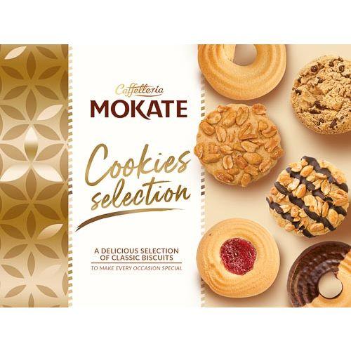 Mokate Cookies Selection 260g