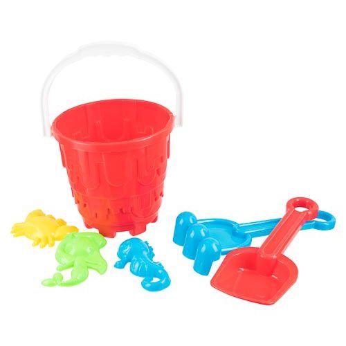 Beach Bucket Set 8pcs