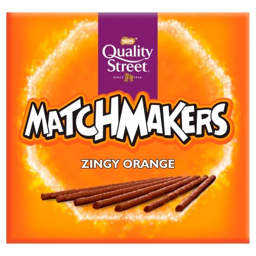 Quality Street Orange Matchmakers 120g