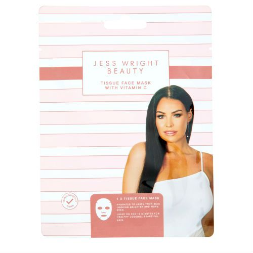 JESS WRIGHT BEAUTY TISSUE FACE MASK
