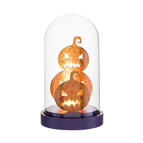 SPOOKY LIGHT UP CLOCHE