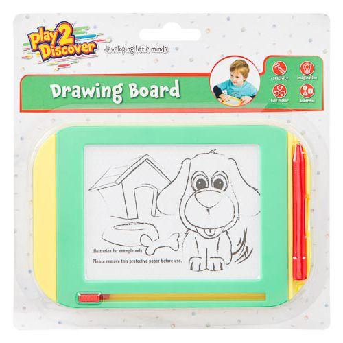 Play & Learn Drawing Board