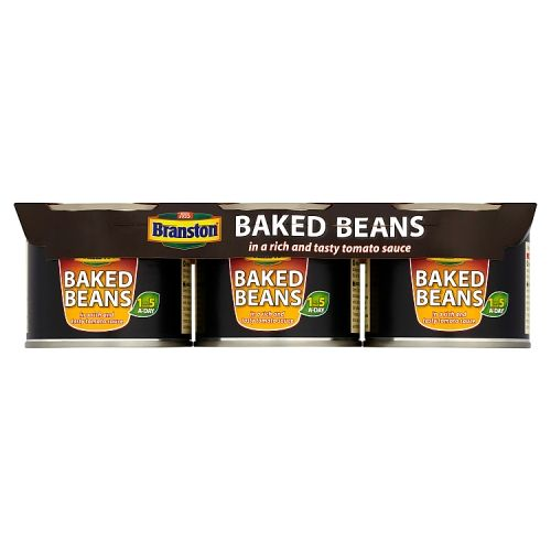 Branston Baked Beans 3 Pack