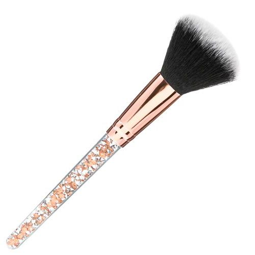 Glitter Cosmetic Brush Set