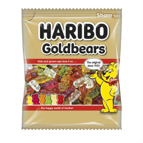 HARIBO GOLD BEARS 190G