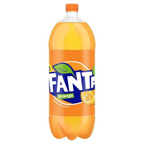 FANTA ORANGE 3L