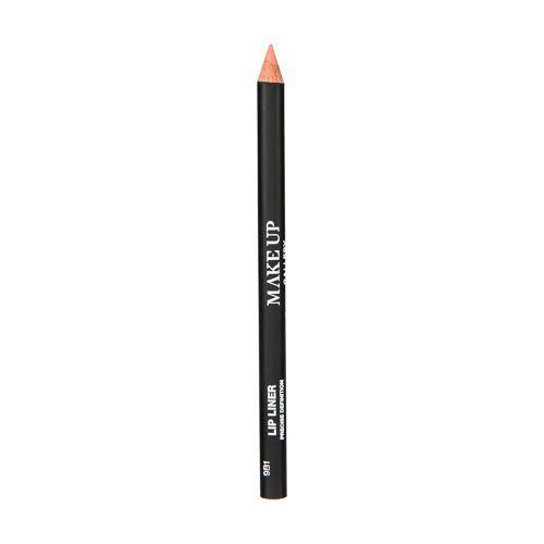 M/u/g Pout It Out Lip Liner Nude Caramel