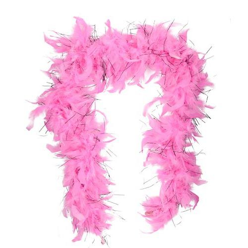 GIRLS NIGHT OUT FEATHER BOA 50""
