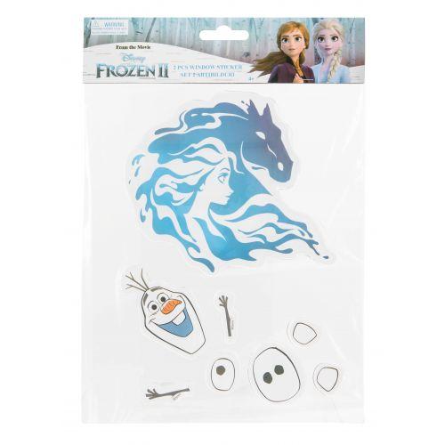 Frozen 2 A4 Window Stickers