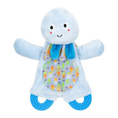 Plush Crinkle With Teether